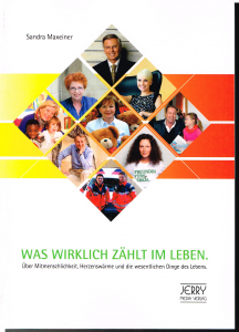 Sandra Maxeiner - Das Buch - S1b
